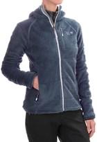 Mountain Hardwear Monkey Woman Grid II Polartec® Fleece Jacket - Hooded (For Women)