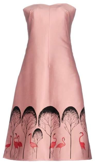 Vika Gazinskaya Knee-length dress