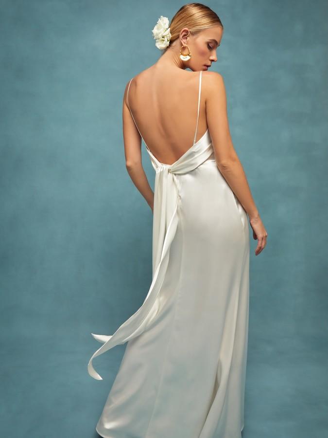 Reformation Sauvignon Dress