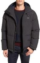 Lacoste Men's Hooded Down Jacket