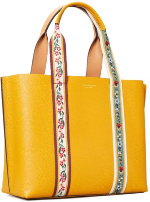 Tory Burch Perry Webbing Triple-Compartment Tote Bag