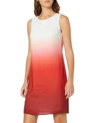 S'Oliver BLACK LABEL Women's 22.906.82.8033 Dress,(Size: 44)