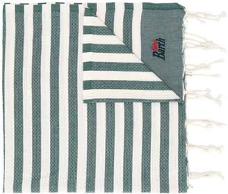 MC2 Saint Barth striped beach towel