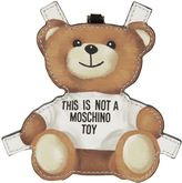 Moschino Teddy Bear Keyring