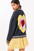 Ecote Icon Bomber Sweater