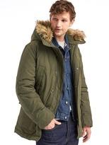 Gap ColdControl Max snorkel coat
