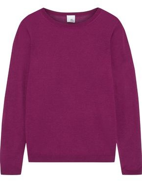 Iris & Ink Gil Silk And Cashmere-blend Sweater