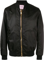 Palm Angels classic bomber jacket - men - Polyamide/Viscose - S
