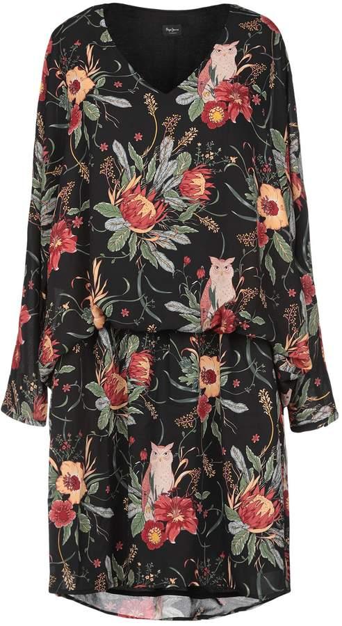 Pepe Jeans Short dresses - Item 34898671DM
