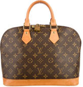 Louis Vuitton Monogram Alma MM