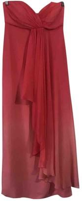Coast \N Silk Dress for Women