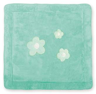 Camilla And Marc Bemini by Baby Boum Softy Play Mat (100 x 100 cm, Lizie 73 Lagon)