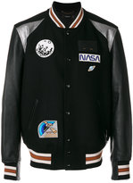 Coach space jacket