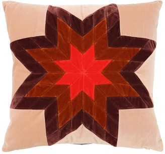 Christina Lundsteen Thelma Cotton Velvet Pillow For Lvr