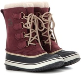 Sorel 1964 PacTM 2 Suede And Rubber Boots