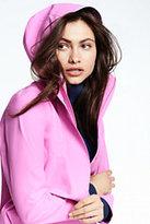 Lands' End Women's Rain Coat-Lilac Chiffon