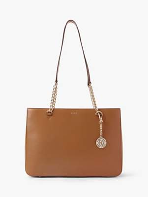 DKNY Bryant Leather Shopper Tote Bag