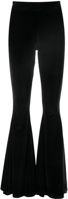 Versace Jeans Couture Extreme-Flare Pull-On Trousers
