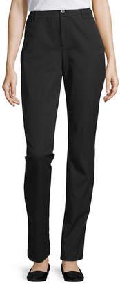 ST. JOHN'S BAY Secretly Slender Straight Pants - Tall Inseam 34