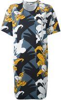 Carven daffodil print dress