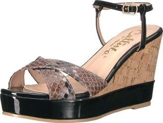 Callisto Women's Lottie Wedge Sandal