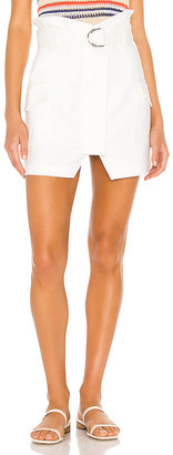 Line & Dot Aliso Mini Skirt