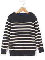 La Redoute Collections Breton Jumper 3-12 Years
