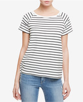 Sanctuary LeeLee Striped Lace-Up Top