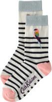 Cath Kidston Parakeets Day Socks