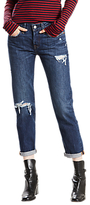Levi's 501 Mid Rise Tapered Jeans, Bolt Blue