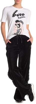 Love Moschino Overfit Trousers