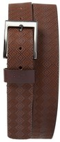 Ted Baker Men's Hylon Leather Belt