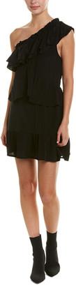 IRO Brooke Silk Shift Dress