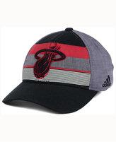adidas Miami Heat Tri-Color Flex Cap