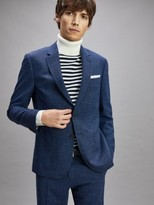 Tommy Hilfiger TH Flex Micro Check Blazer