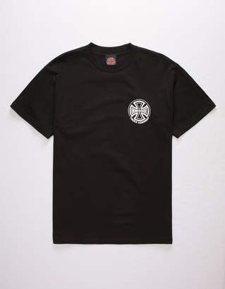 Independent Truck Co. Black Mens T-Shirt