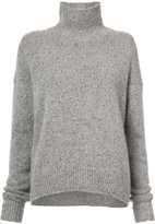 Vince funnel neck jumper