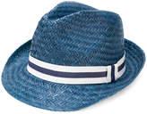 Hackett woven hat