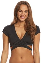 Vitamin A EcoLux Ballerina Wrap Bikini Top 8156829