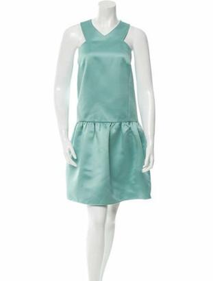 Tibi Dress w/ Tags Mink