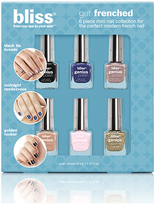 Bliss 6 Piece Mini Nail Polish Set (Get Frenched)