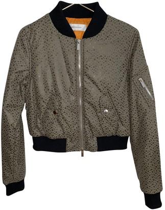 Ash Khaki Jacket for Women