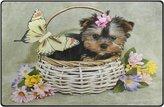 ONEERA Funny Cute Dog Non-slip Doormat Living Room Bathroom Rug Home Kitchen Floor Mat
