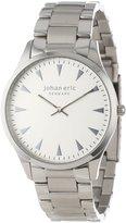 Johan Eric Men's JE9000-04-001B Helsingor Stainless Steel Dial Bracelet Watch