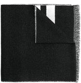Givenchy striped star scarf