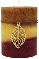 "SONOMA Goods for LifeTM Autumn Hayride 3"" x 4"" Pillar Candle"