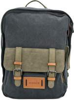 Diadora Heritage backpack - men - Cotton/Suede - One Size