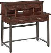 JCPenney Home Styles Mountain Lodge Distressed Student Desk and Hutch