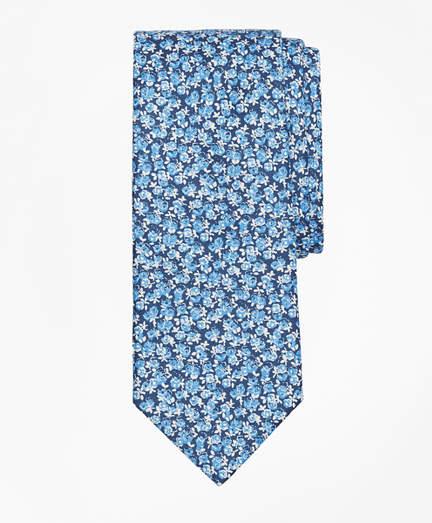 Brooks Brothers Mini Rose Print Tie