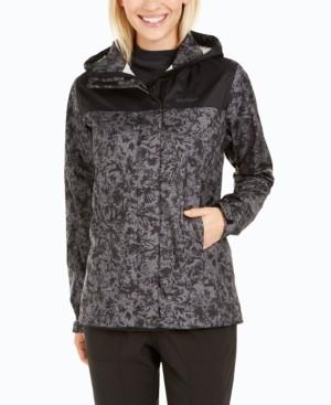 Marmot PreCip Eco Printed Hooded Jacket